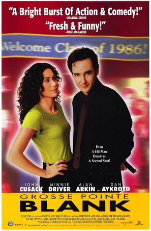 Grosse Pointe Blank - Movie Poster (thumbnail)