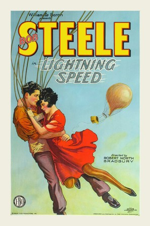 Lightning Speed - Movie Poster (thumbnail)