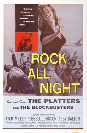 Rock All Night - Movie Poster (thumbnail)
