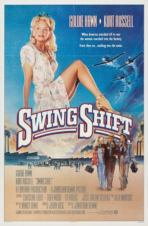 Swing Shift - Movie Poster (thumbnail)