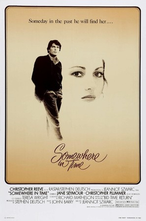 Somewhere in Time - Theatrical movie poster (thumbnail)