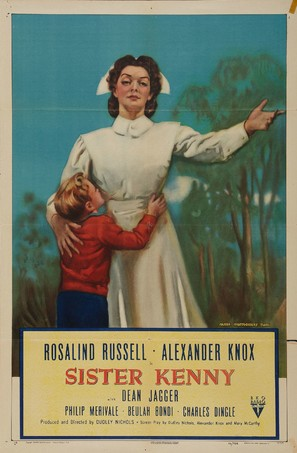 Sister Kenny - Movie Poster (thumbnail)
