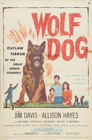 Wolf Dog - Movie Poster (thumbnail)