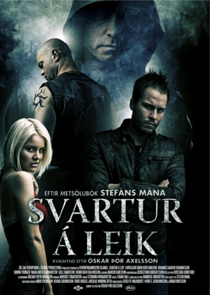 Svartur á leik - Icelandic Movie Poster (thumbnail)
