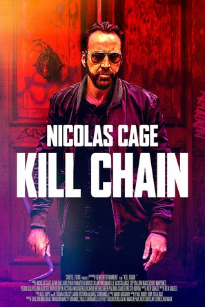 Kill Chain - Movie Poster (thumbnail)