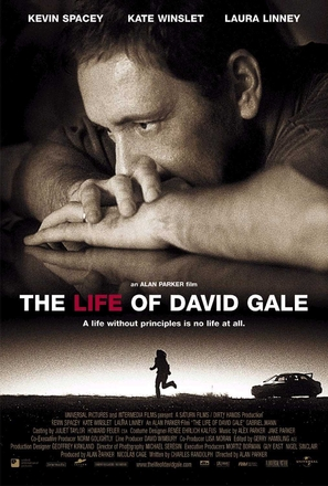 The Life of David Gale - Movie Poster (thumbnail)