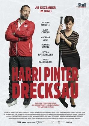 Harri Pinter, Drecksau - Austrian Movie Poster (thumbnail)