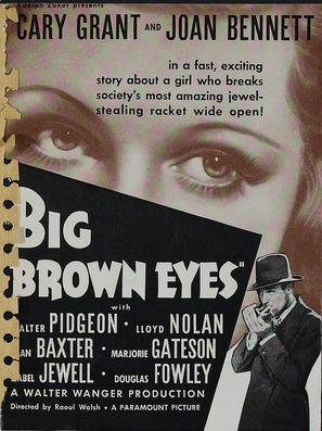 Big Brown Eyes - Movie Poster (thumbnail)