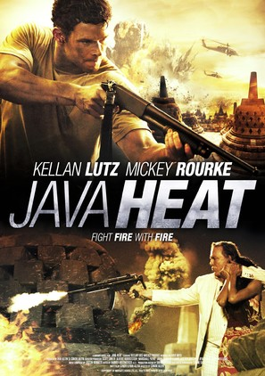 Java Heat - Movie Poster (thumbnail)