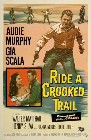 Ride a Crooked Trail - Movie Poster (thumbnail)