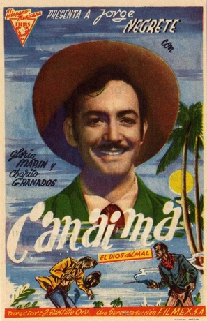 Canaima - Spanish Movie Poster (thumbnail)