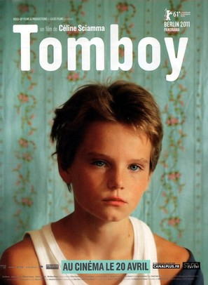 Tomboy - French Movie Poster (thumbnail)
