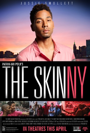 The Skinny - Movie Poster (thumbnail)