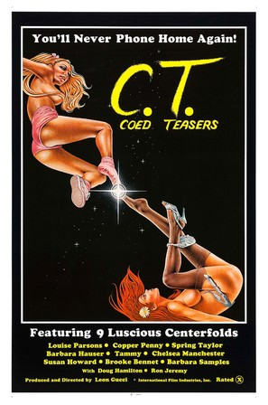 Coed Teasers - Movie Poster (thumbnail)