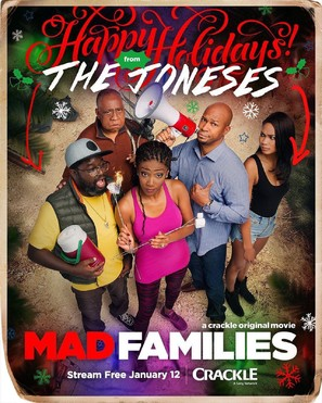 Mad Families - Movie Poster (thumbnail)
