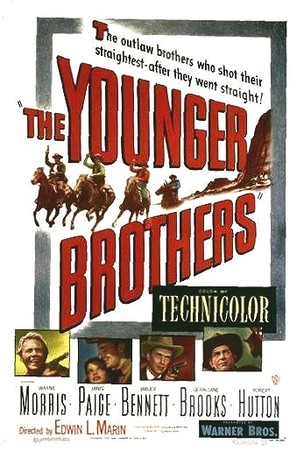 The Younger Brothers - Movie Poster (thumbnail)