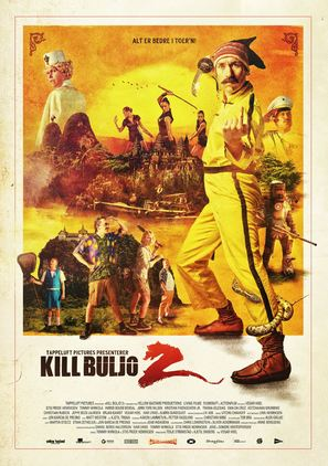 Kill Buljo 2 - Norwegian Movie Poster (thumbnail)