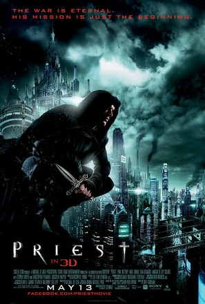 Priest - Movie Poster (thumbnail)