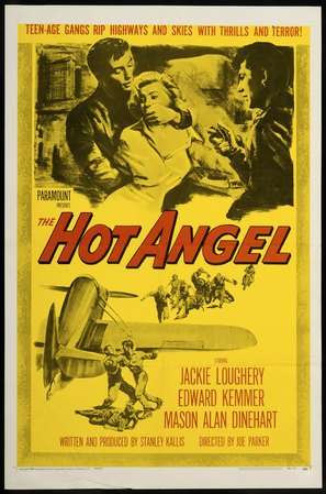 The Hot Angel - Movie Poster (thumbnail)