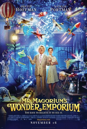 Mr. Magorium's Wonder Emporium - Movie Poster (thumbnail)