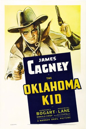 The Oklahoma Kid - Movie Poster (thumbnail)