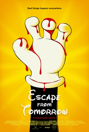 Escape from Tomorrow - Movie Poster (thumbnail)