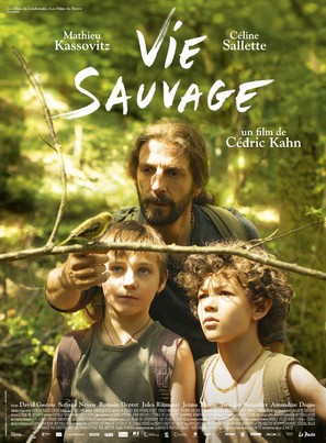Vie sauvage - French Movie Poster (thumbnail)