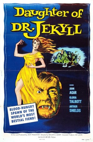 Daughter of Dr. Jekyll - Movie Poster (thumbnail)