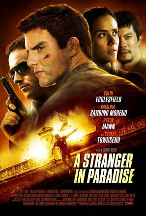 A Stranger in Paradise - Movie Poster (thumbnail)