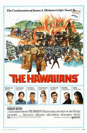 The Hawaiians - Movie Poster (thumbnail)