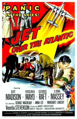 Jet Over the Atlantic - Movie Poster (thumbnail)