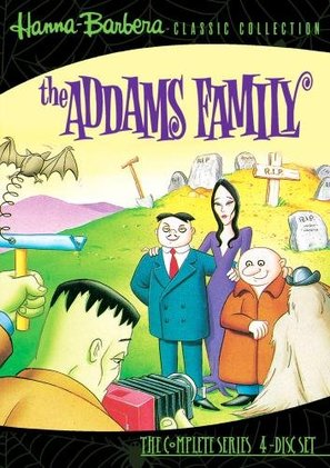 """""""The Addams Family"""" - Movie Cover (thumbnail)"""