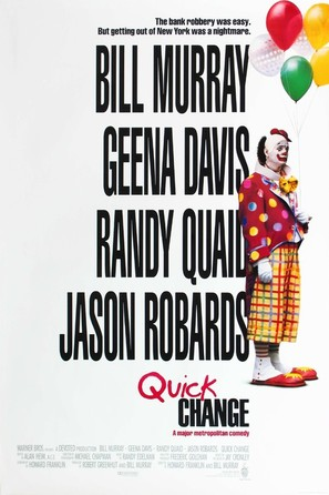 Quick Change - Movie Poster (thumbnail)