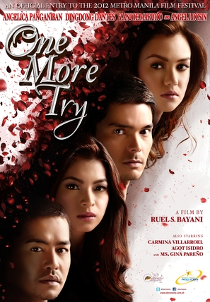 One More Try - Philippine Movie Poster (thumbnail)