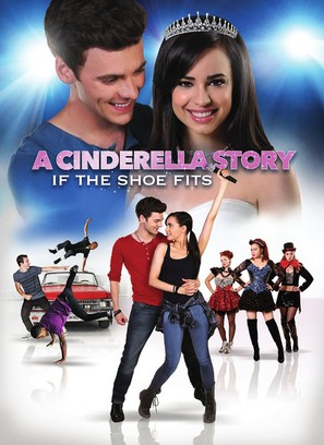 A Cinderella Story: If the Shoe Fits - Movie Cover (thumbnail)