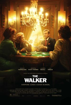 The Walker - Movie Poster (thumbnail)