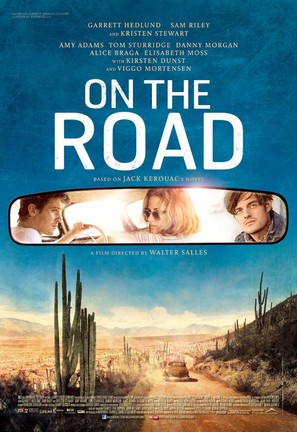 On the Road - Canadian Movie Poster (thumbnail)