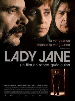 Lady Jane - French Movie Poster (thumbnail)
