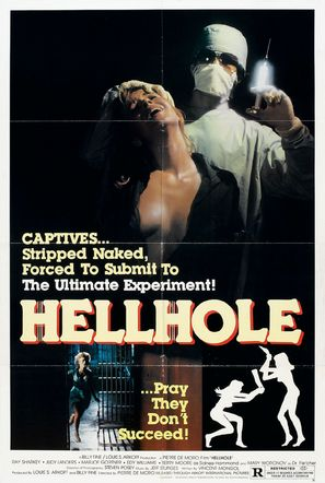 Hellhole - Movie Poster (thumbnail)