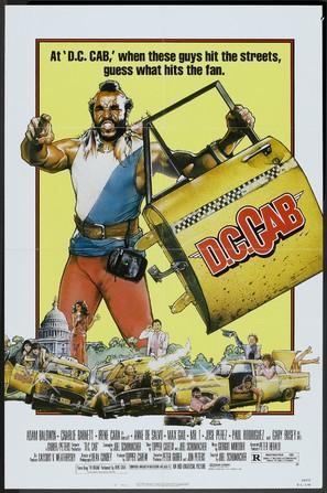 D.C. Cab - Movie Poster (thumbnail)