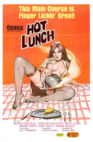 Hot Lunch - Movie Poster (thumbnail)
