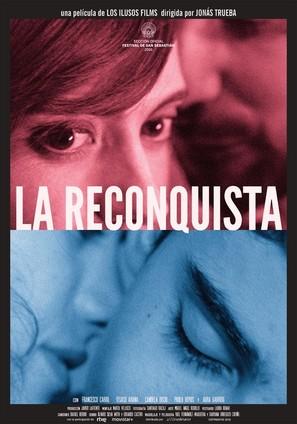 La reconquista - Spanish Movie Poster (thumbnail)