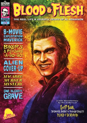 Blood & Flesh: The Reel Life & Ghastly Death of Al Adamson - Movie Poster (thumbnail)