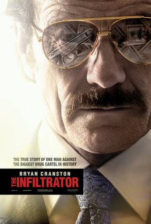 The Infiltrator - Movie Poster (thumbnail)