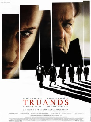 Truands - French Movie Poster (thumbnail)