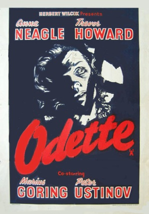 Odette - British Movie Poster (thumbnail)