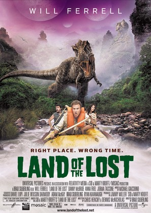 Land of the Lost - Movie Poster (thumbnail)