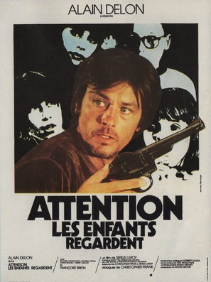 Attention, les enfants regardent - French Movie Poster (thumbnail)