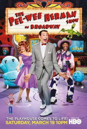 The Pee-Wee Herman Show on Broadway - Movie Poster (thumbnail)