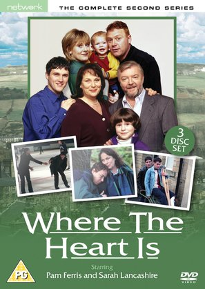 """""""Where the Heart Is"""" - British DVD movie cover (thumbnail)"""